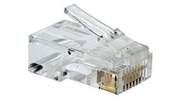 Conector RG45 Cat 5E Conector RG45 Cat 5E