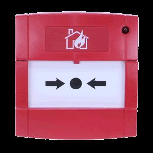 FC420CP Pulsador manual de alarma direccionable para sistemas analógicos.  FC420CP Pulsador manual de alarma direccionable para sistemas analógicos.