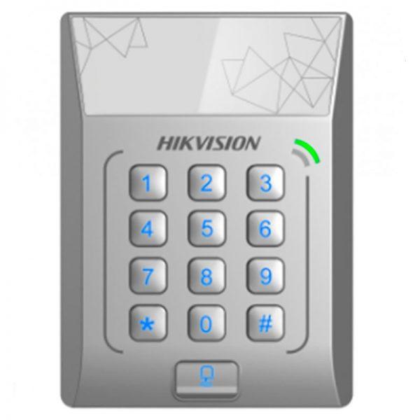 Teclado de control de acceso autónomo Hikvision Control de acceso autónomo