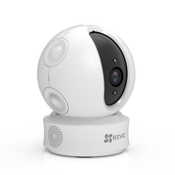 Camara Panorámica 360° 1080P WIFI con ranura para microSD Camara inalámbrica WIFI