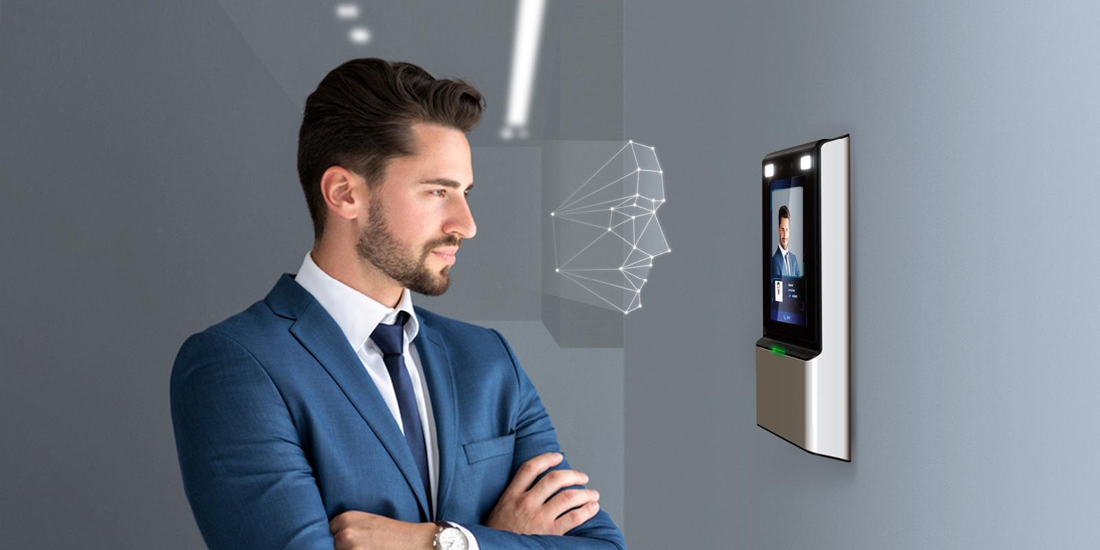 control de acceso hikvision reconocimiento facial