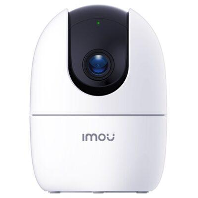 Cámara IP WIFI con giro motorizado 360° Imou   2MP Full HD  Alcance de infrarrojo hasta 30 metros  Zoom digital 16x  Micrófono y altavoz incorporado, audio bidireccional  Sirena incorporada  Ranura para microSD. Servicio de almacenamiento en la nube  Seguimiento inteligente a objetos en movimiento  Notificaciones de alarma.