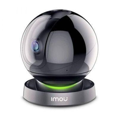 Cámara IP WIFI con giro motorizado 360° Imou   2MP Full HD  Alcance de infrarrojo hasta 10 metros  Zoom digital 16x  Micrófono y altavoz incorporado, audio bidireccional  Ranura para microSD. Servicio de almacenamiento en la nube  Seguimiento inteligente a objetos en movimiento  Notificaciones de alarma.